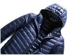 EGO ULTRA LIGHT DOWN JACKET